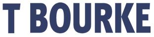 T Bourke Logo